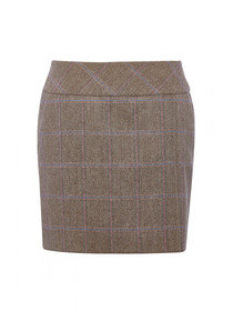 Dubarry Bellflower Tweed Skirt - Woodrose