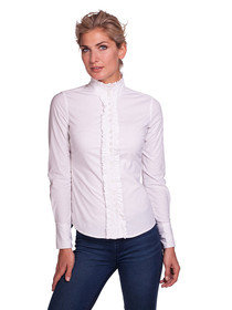 Dubarry Chamomile Frill Shirt - White