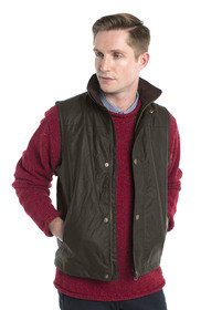 Dubarry Mayfly Wax Gilet