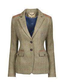 Dubarry Pearlwort Jacket - Acorn Tweed