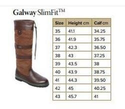 Galway Walnut Slim Fit