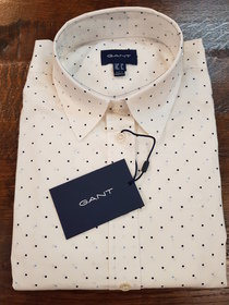Gant Printed Dot Shirt