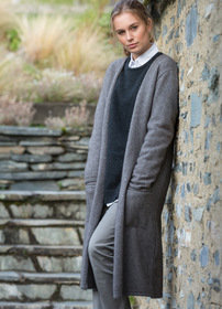 Noble Wilde Longline Coat