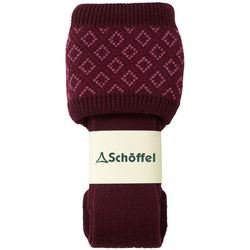Schöffel Ladies Diamond Sock - Mulberry