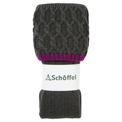Schöffel Ladies Lattice Sock - Forest